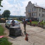 09:39 Lucrări de reabilitare a străzilor din Motru