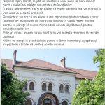 15:45 Li se cer bani elevilor din CNSH? Romanescu merge în control