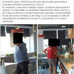 16:24 Polițist local, fără mască într-un magazin. Ce a pățit