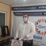 12:05 Alin Văcaru, candidatul Pro România la șefia CJ Gorj