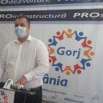 """Alin Văcaru, candidatul Pro România la șefia CJ Gorj. """"Aș fi vrut să-i văd și pe Vîlceanu, Weber și Miruță"""""""