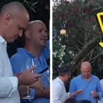 08:26 Libertatea: Fugarul Sebastian Ghiță, la petrecere în insula grecească Mykonos