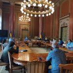 18:40 Managerii spitalelor din Gorj, băgați în ședință de noul prefect