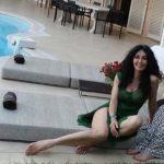 Mihaela Rădulescu, răsfăț de ziua ei, într-o vilă de lux din Monaco