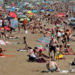 55 de plaje închise în Andaluzia, Spania, din cauza aglomerației