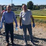 22:10 Popescu şi Rujan, la acțiunea de ecologizare de la barajul Vădeni. Reacţia PNL Gorj