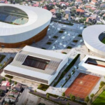 Complex sportiv de peste 100 de milioane de euro, la malul mării