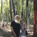 Pădurea Colorată de la Poienari, al doilea cel mai fotografiat loc din România. Țopescu: E fantastic!