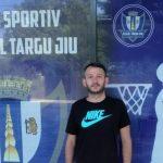 Alexandru Gliga, noul antrenor secund al CSM Târgu-Jiu