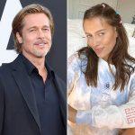 Cine este noua iubită a lui Brad Pitt. Nicole este căsătorită