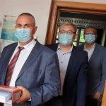 09:06 Popescu și Rujan, la depunerea candidaturii lui Cosmin Morega