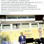 12:54 Vîlceanu: În aceste alegeri, singurul partid adversar al PNL este PSD
