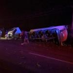 08:51 Accident la Bumbeşti-Jiu. Trei persoane, la spital