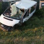 09:15 Accident în Dolj. Târgujian, de 29 de ani, încarcerat