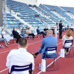 08:20 Stadion de atletism, inaugurat la Craiova