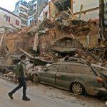 21:54 300.000 de oameni, fără locuințe după explozia din Beirut