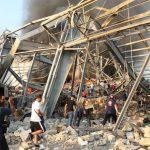22:49 Explozia din Beirut s-a resimțit până în Cipru, la peste 200 de kilometri depărtare