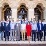 22:15 Lista lui Cosmin Popescu pentru Consiliul Județean Gorj