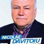Nicolae Davițoiu, candidat PMP la șefia CJ: Aș face Gorjul un șantier