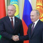 09:33 Preşedintele Republicii Moldova a cerut Moscovei vaccinul anti-COVID