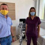 21:05 Rovinari: Campanie de testare gratuită pentru depistarea cancerului de col uterin