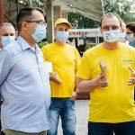 23:15 Iulian Popescu, întâlnire cu motrenii înainte de campania electorală