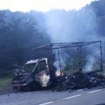 08:36 Mașină făcută scrum pe Bujorăscu