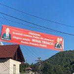 18:59 Dan Ilie Morega, pe bannerul unui candidat la primărie