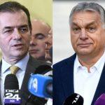 10:56 Ludovic Orban și Viktor Orban inaugurează un tronson de autostradă