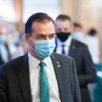 09:55 Premierul Ludovic Orban, testat pentru COVID-19