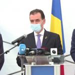 """13:05 VIDEO: Ludovic Orban, la inaugurarea Staţiei Turbocompresoare Bibeşti. """"Cel mai important lucru pentru România este să ne dezvoltăm economic"""""""