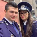 09:18 Tânăr polițist, mort într-un teribil accident