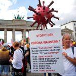 07:53 Proteste în Europa împotriva ''tiraniei medicale''