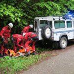 22:18 Salvamontiştii gorjeni, intervenţie pentru salvarea unei persoane atacate de câini în Masivul Parâng