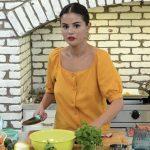 Selena Gomez, emisiune culinară realizată în izolare