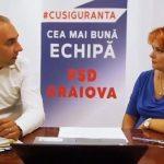 15:47 VIDEO. Ciprian Florescu,  discuție cu Olguța Vasilescu