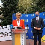 Turcan: Gorjenii au de ales între un model bazat pe dezvoltare pe fonduri europene şi modelul PSD