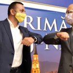 VIDEO. Robert Filip, alături de Emil Boc într-un spot electoral