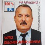 Belgher promite o MINUNE la Alimpești, dacă va câștiga alegerile