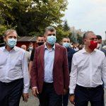 21:12 Ciolacu: Trebuie să eliminăm ultimele rămășițe pedeliste din Târgu-Jiu