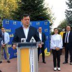 PNL Târgu-Jiu NU are om pe listă. Ce va face Romanescu