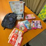 21:16 Rovinari: Rechizite, cărți, rucsacuri și măști de protecție pentru preșcolari și elevi