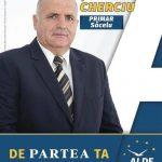 PROMOVARE ELECTORALĂ: Ștefan Cherciu, candidat ALDE la Primăria Săcelu