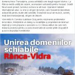 10:24 USR Gorj: Rânca trebuie să fie baza celui mai mare domeniu schiabil din România
