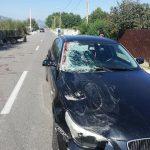 18:14 Accident la Ursați. A dat cu mașina peste o căruță