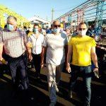 17:00 Iulian Popescu, în campanie electorală la Bîlteni