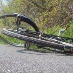 11:43 A căzut de pe bicicletă în șanț de beat ce era
