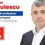 Bogdan Niculescu: Înfiinţarea unui compartiment Neurochirurgie în Gorj este iminentă