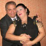 Cornelia Catanga și Aurel Pădureanu s-au despărțit după 33 de ani