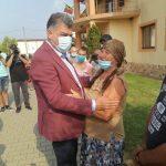 19:06 Marcel Ciolacu, întâlnire surpriză la Bălești